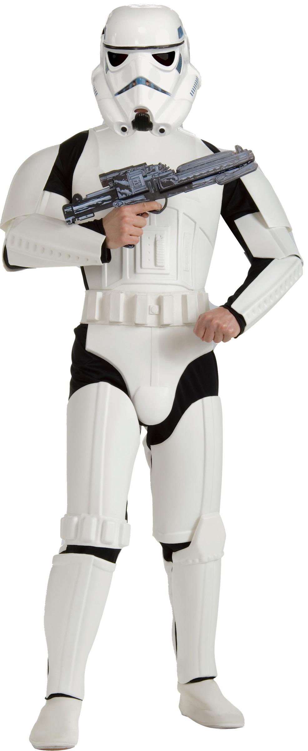d guisement stormtrooper star wars adulte. Black Bedroom Furniture Sets. Home Design Ideas