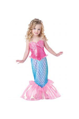 Déguisement Sirène pour enfant – Premium. Accessoires inclus  Robe 6d9cbf914667