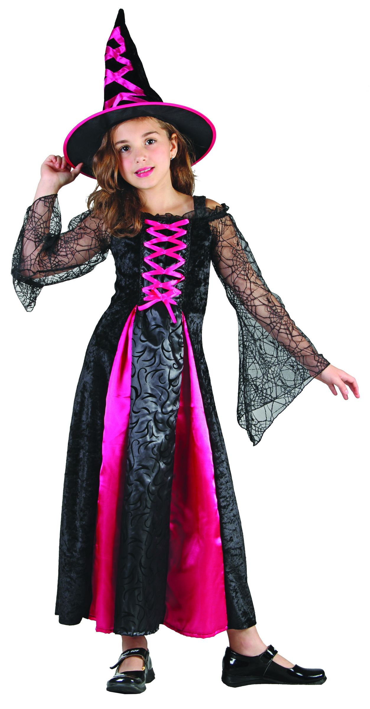D guisement sorci re fille halloween - Deguisement halloween fille vampire ...