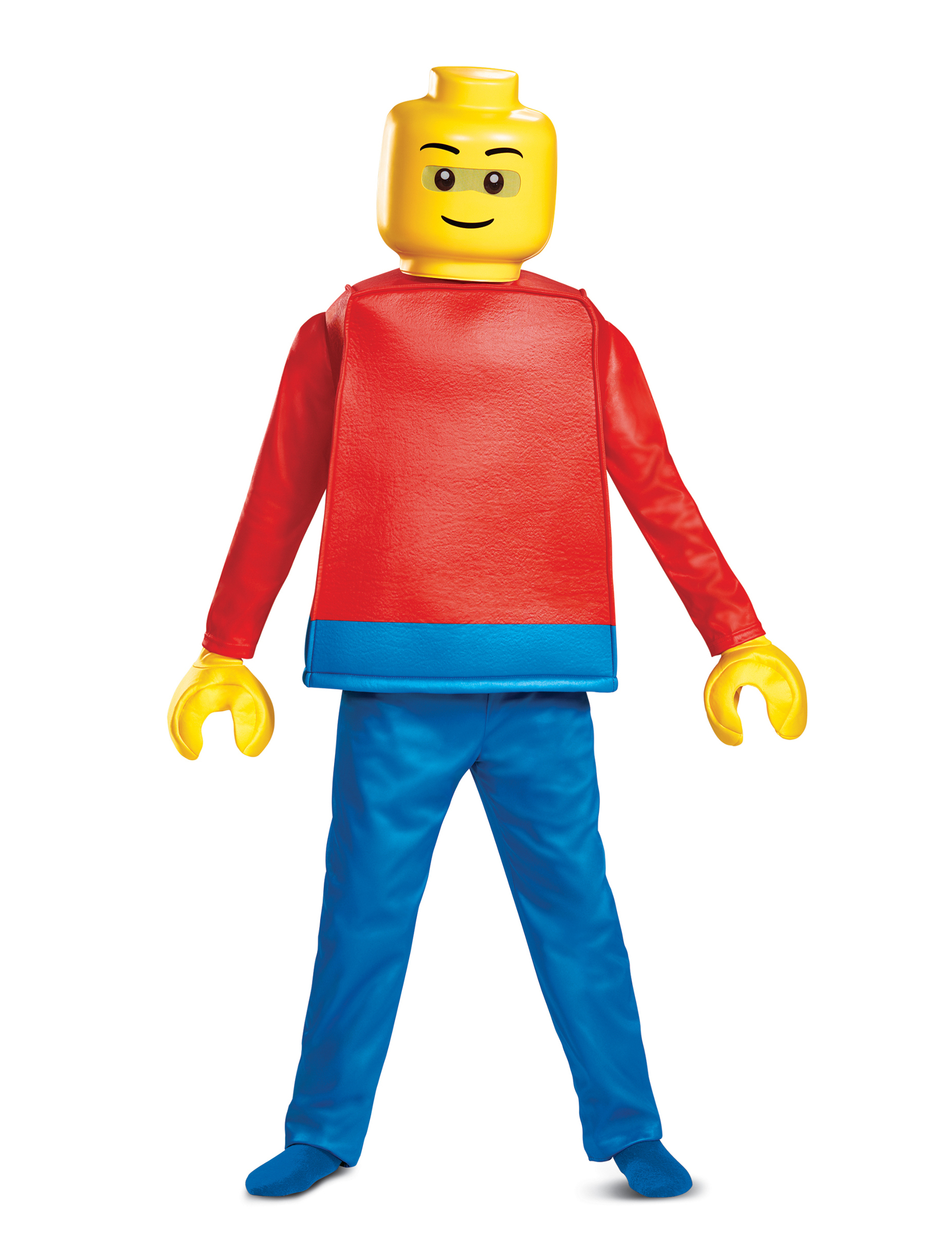 deguisement figurine lego enfant